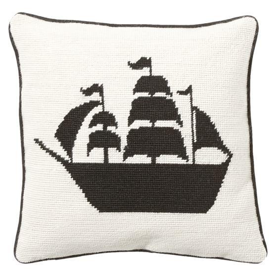 The Emily & Meritt The Icon Pillow Cover, 12x12, Ship