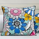 Color Me Floral, Euro Sham, Multi