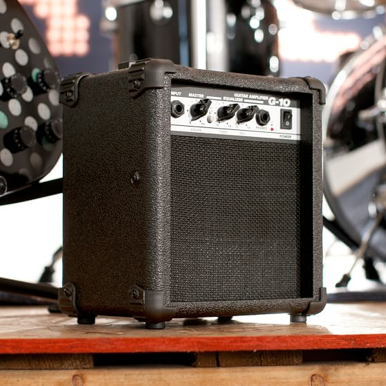 Portable Amp, Black