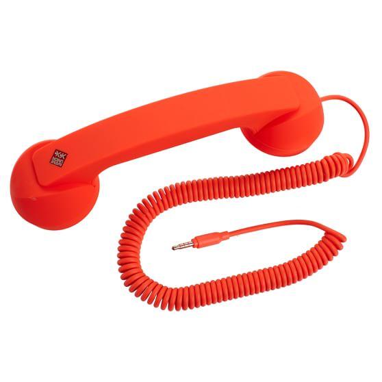 Pop Phones, Neon Orange