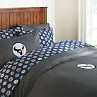 Houston Texans Duvet Cover, Full/Queen, Orange
