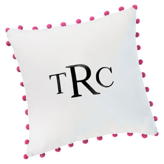 Color Pop Pillow Cover, Pink Magenta