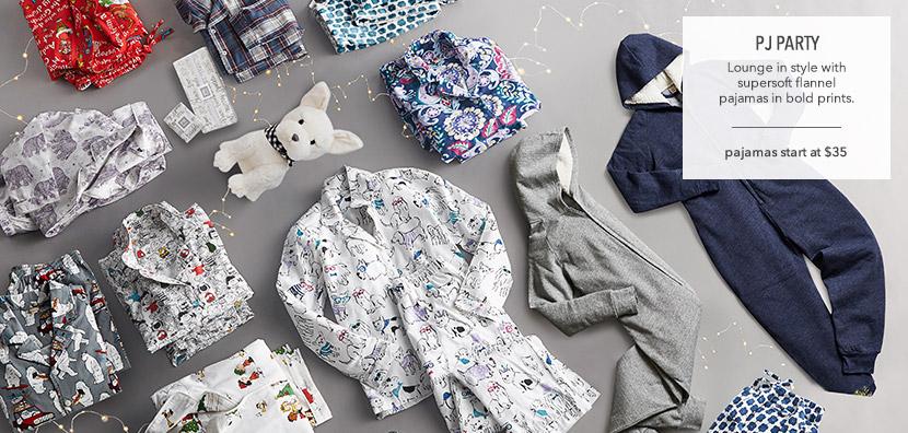 Pajamas and More