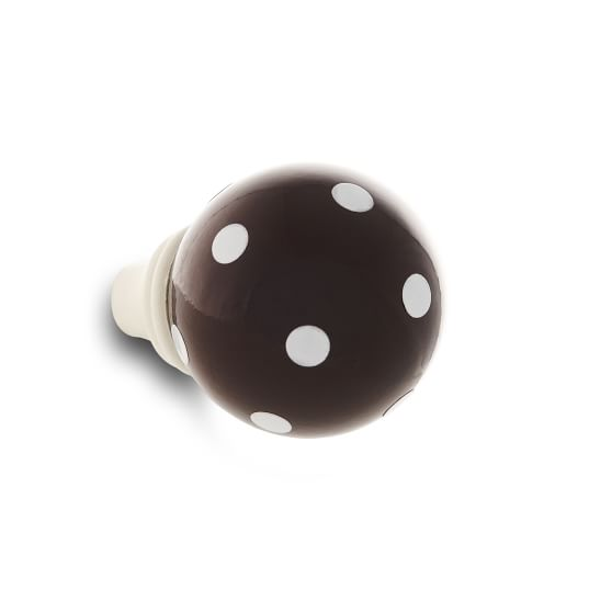 Dottie Knob Collection, Coffee