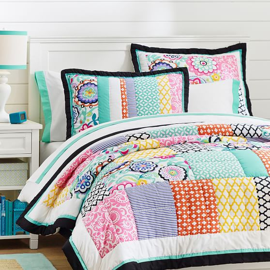 Patch It To Me Quilt, Twin