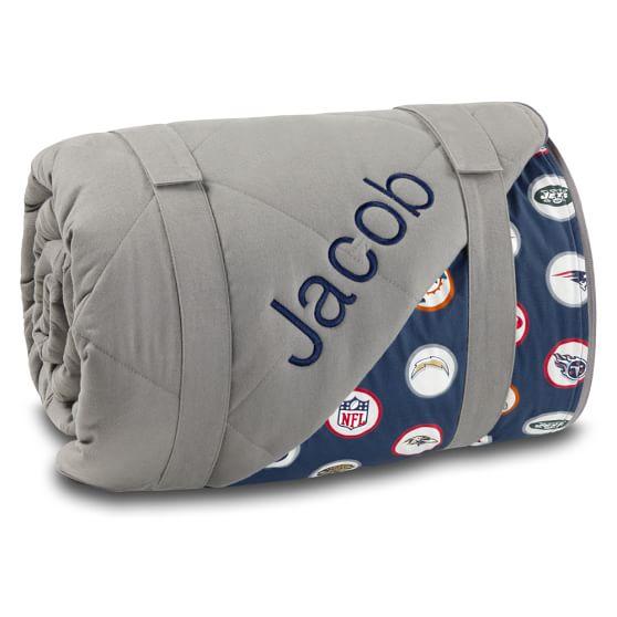 NFL Sleeping Bag, NFC, Navy
