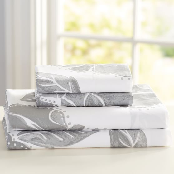 Compare the current price, savings (in dollars & percent) and Buy Ratings for the top Sheet Sets Twin Extra Long that are closely related to TC Cotton Sateen 4pc Sheets & Pillow Sham, Light Grey .