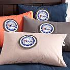 NBA 2014:Philadelphia 76ers Pillowcase, Stone