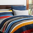 MVP Stripe Quilt, Twin