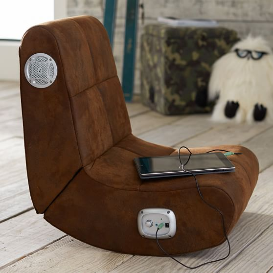 Trailblazer Mini Rocker Speaker Chair