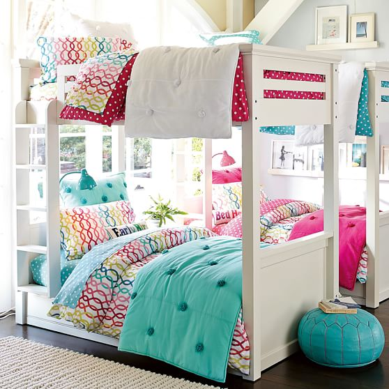 Oxford Bunk Bed Pbteen