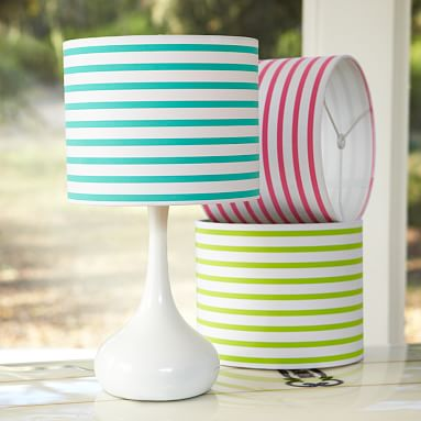 Simply Striped Shade