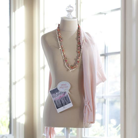 Dress Form Linen Pbteen