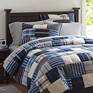 Montauk Madras Quilt, Twin, Multi