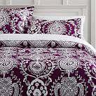 Natalia Duvet, Twin, Maroon / Dark Purple