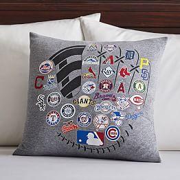Boys Throw Pillows PBteen