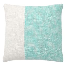 Color Block Pillow Covers J
