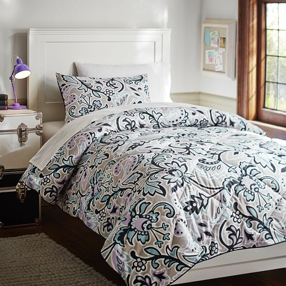 Sophie Floral Essential Value Bedding Set, Full/Queen, Multi