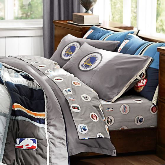 Roll Over Image to Zoom. NBA  Sheet Set   PBteen
