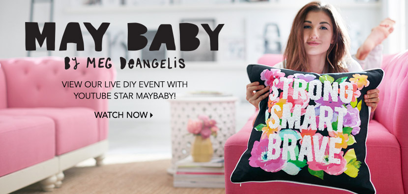 RSVP to Maybaby Live DIY Event