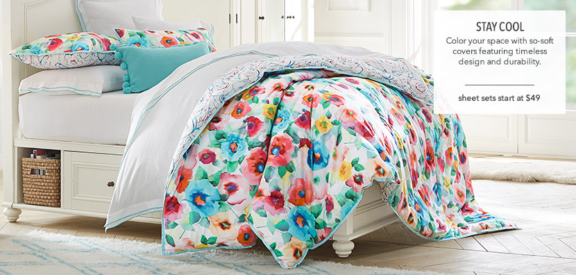 New Girls Sheet Sets