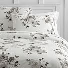 Junk Gypsy Country Blooms Duvet Cover, Twin, Ivory/Multi