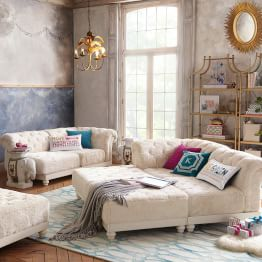Teen lounge room decorating ideas pbteen - Boy teens living room ...