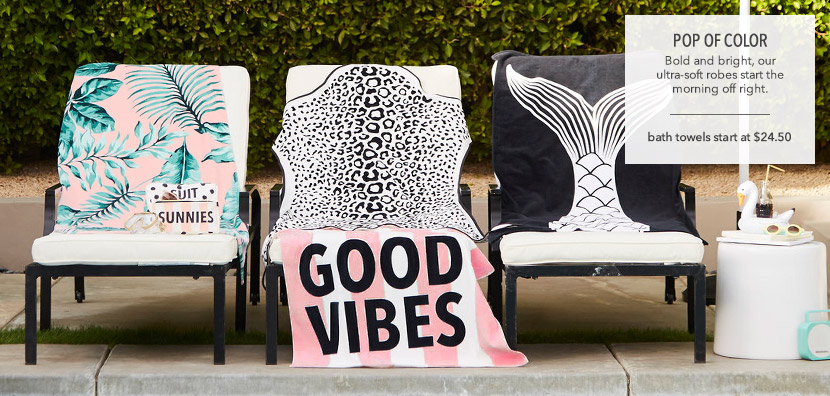 New Beach Towels