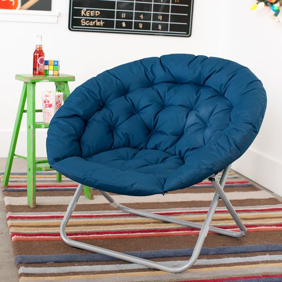 Solid Hang A Round Chair Pbteen