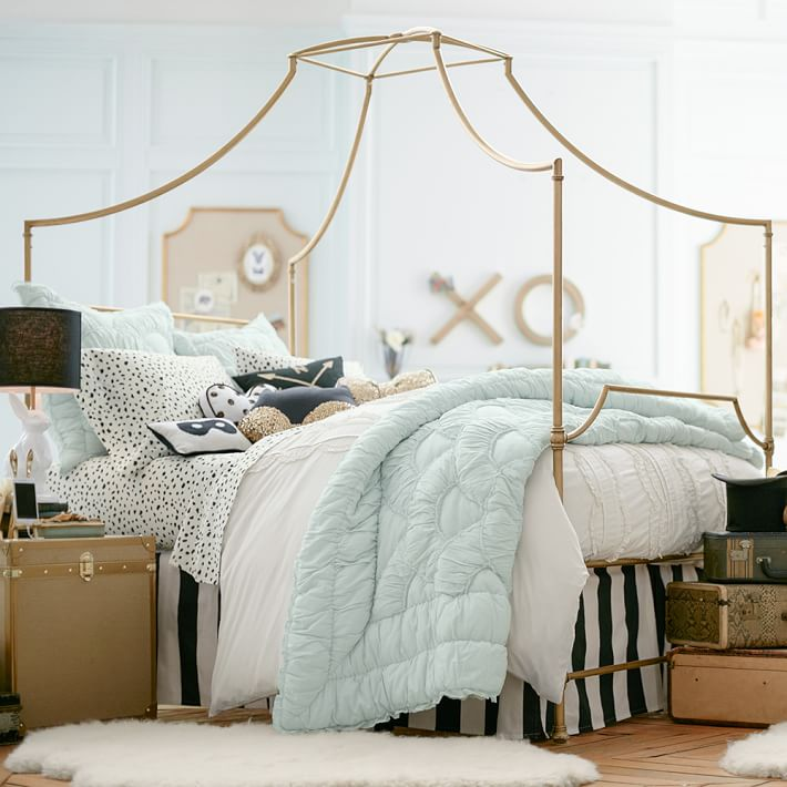 . Maison Canopy Bed   PBteen
