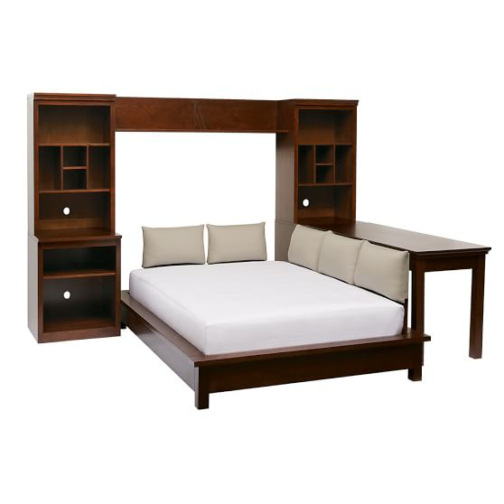 Bed with desk attached - Beds with desks attached ...