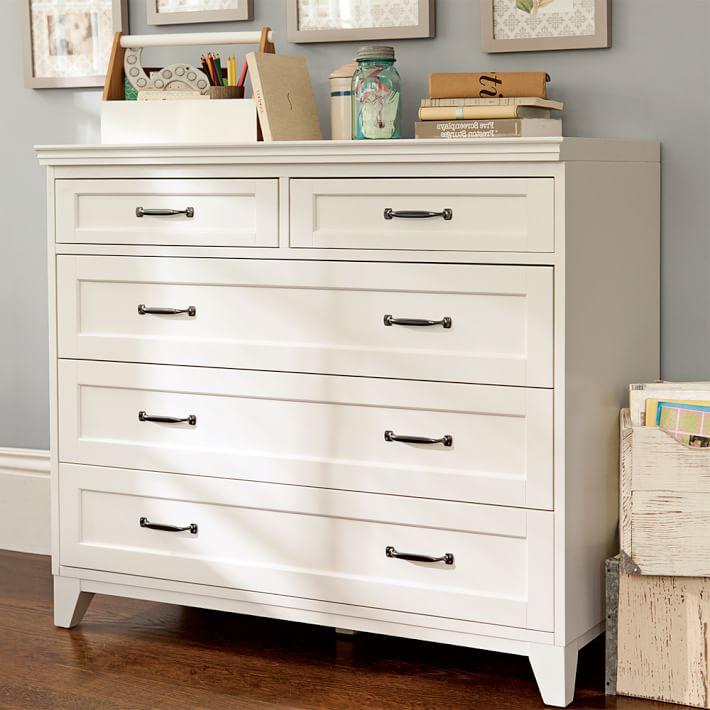 . Hampton 5 Drawer Dresser   PBteen