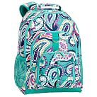 Gear-Up Ceramic Pool Paisley Backpack
