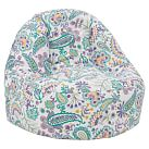 Terra Paisley Cool Leanback Lounger, Personalized