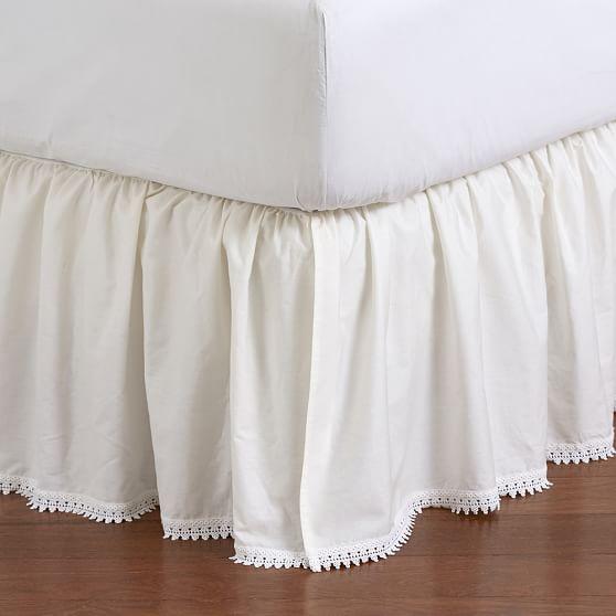 Junk Gypsy Bohemian Bedskirt, Twin