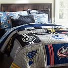 NHL Quilt, Twin, West