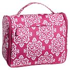 Ultimate Toiletry, Pink Ikat Medallion
