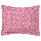 Dorm Mini Dot Standard Sham, Pink Magenta