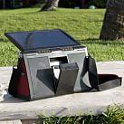 Solar-Powered Speakers