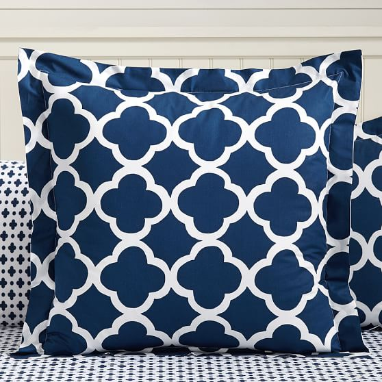 Lucky Clover Reversible, Euro Sham, Royal Navy