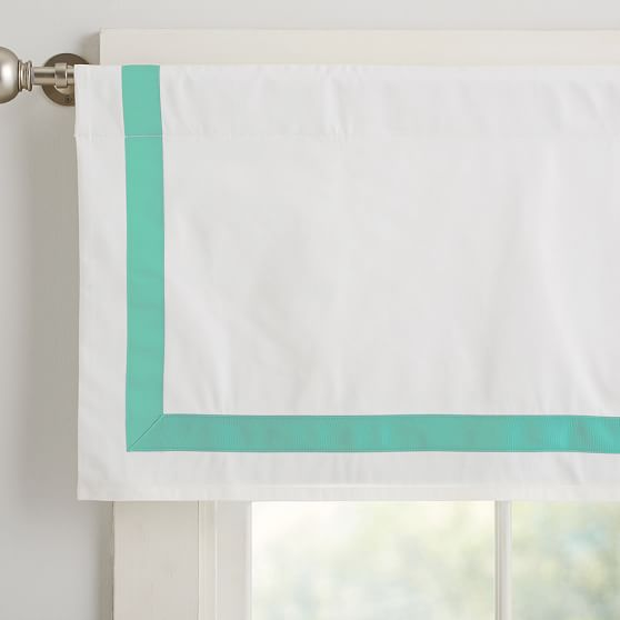 Suite Ribbon Valance, Pool