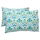 Portofino Pillowcase, Standard, Set Of 2, Blue Multi