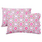 Fresh Pick Pillowcases, Set of 2, Warm