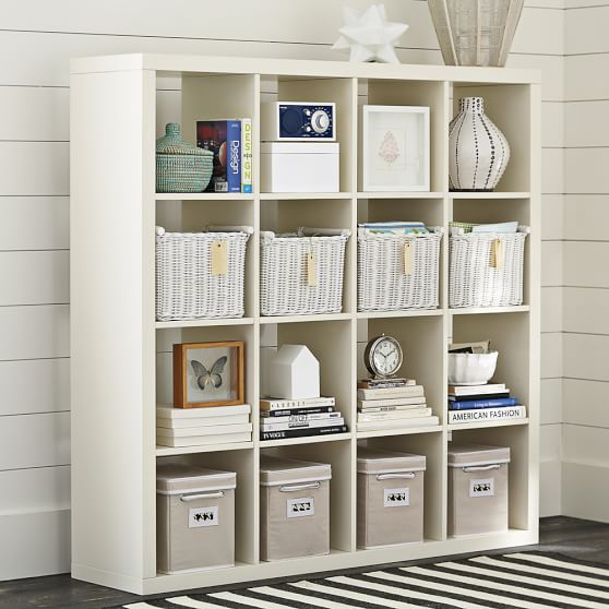 Cubby Bookcase