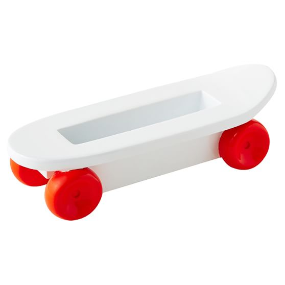 Chill Out Phone Holder, Skateboard