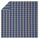 Rally Plaid Duvet Cover, Twin