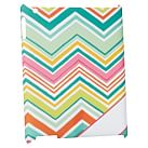 Girls Tablet Case, Multi Zig-Zag