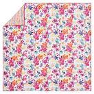 Wailele Floral Super Pouf Comforter, XL Twin