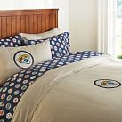 Jacksonville Jaguars Duvet Cover, Full/Queen, Orange