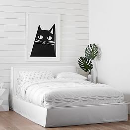 Reese Platform Bed Frame Slipcover